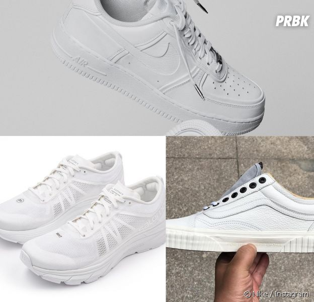 sneakers blanche nike