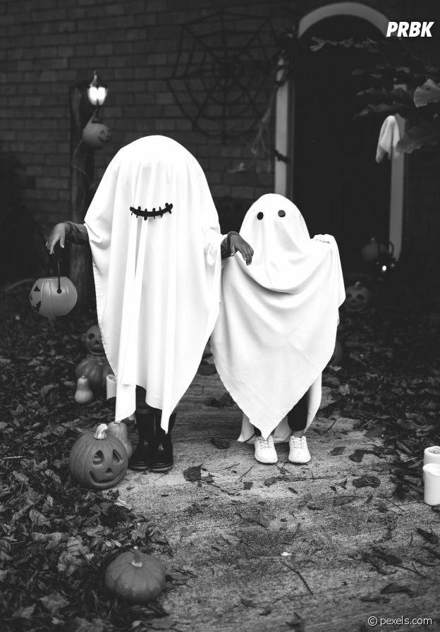 Halloween 2018 : transformez-vous en fantôme.