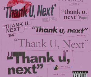 """Thank U Next"" : Ariana Grande rend hommages à ses ex Mac Miller, Pete Davidson et Big Sean"