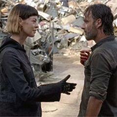 The Walking Dead : Jadis absente des films avec Rick ?