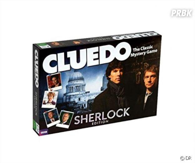 Nos idées de cadeaux pour Noël 2018 : le Cluedo Sherlock