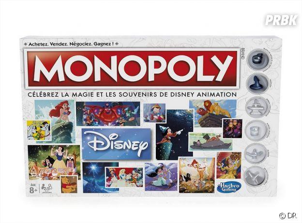 Nos idées de cadeaux pour Noël 2018 : le Monopoly Disney
