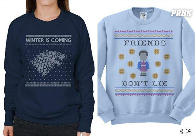 Nos idées de cadeaux pour Noël 2018 : des vêtements