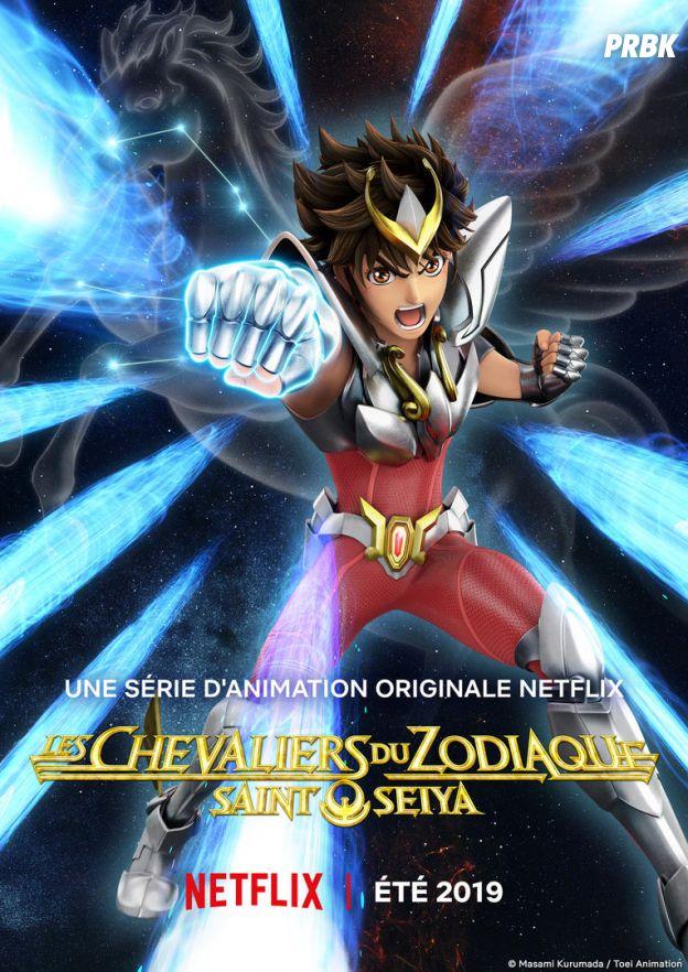 Les Chevaliers du Zodiaque, Ultraman, Rilakkuma... Netflix dévoile ses animés