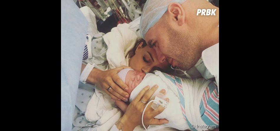 Jana Kramer (Les Frères Scott) annonce la naissance de son fils sur Instagram