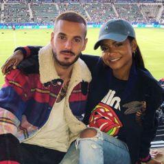 """Christina Milian se confie sur son couple avec M. Pokora : """"il est formidable avec ma fille"""" 😍"""