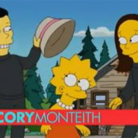 Les Simpsons saison 22 ... la bande annonce de l'épisode avec les acteurs de Glee