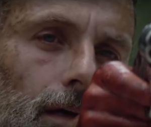 The Walking Dead saison 9 : la dernière scène de Rick