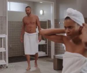 Grey's Anatomy saison 14 : Maggie et Jackson