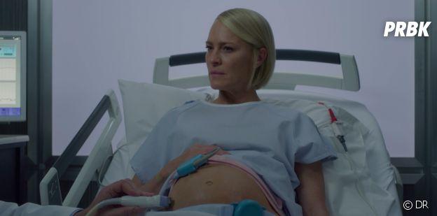 House of Cards saison 6 : Claire est enceinte