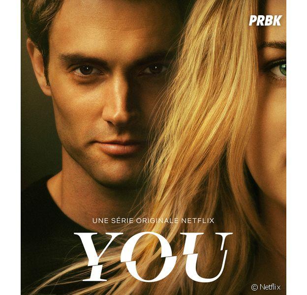 You : 3 raisons de découvrir la série avec Penn Badgley sur Netflix
