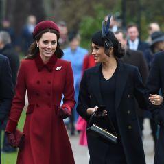 Meghan Markle et Kate Middleton complices pour Noël : une réconciliation organisée par la Reine ?