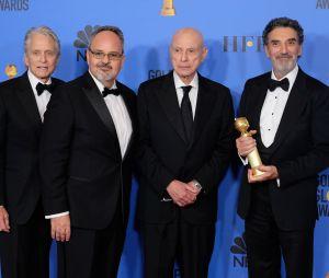 L'équipe de La méthode Kominsky aux Golden Globes 2019