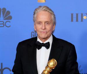 Michael Douglas récompensé aux Golden Globes 2019