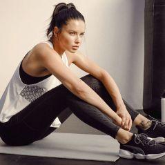 Adriana Lima en mode badass pour Puma