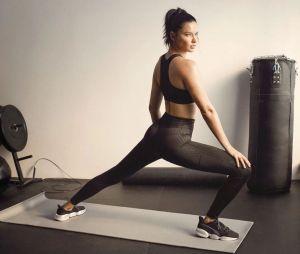 Adriana Lima en mode badass pour Puma.