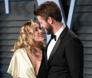 Miley Cyrus déclare son amour à Liam Hemsworth pour son anniversaire.