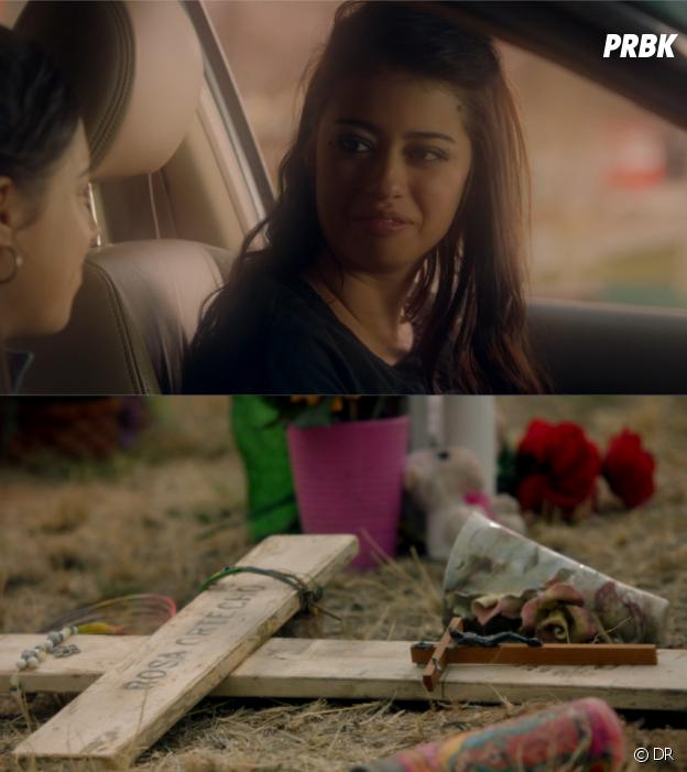 Roswell, New Mexico : Rosa n'existe pas dans la série originale