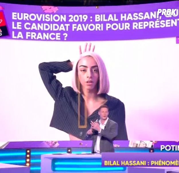 "Bilal Hassani ""poussé par la production"", ""travesti"", sans talent... TPMP People dézingue le chanteur"