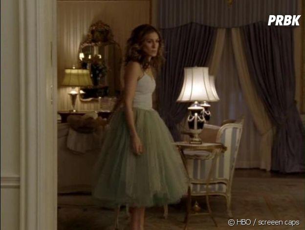 Sarah Jessica Parker de retour en Carrie Bradshaw (Sex and the City)... pour une marque