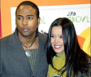 Beatriz Luengo et son mari Yotuel Romero