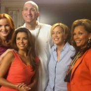 Desperate Housewives saison 7 ... Une photo de famille sur le tournage