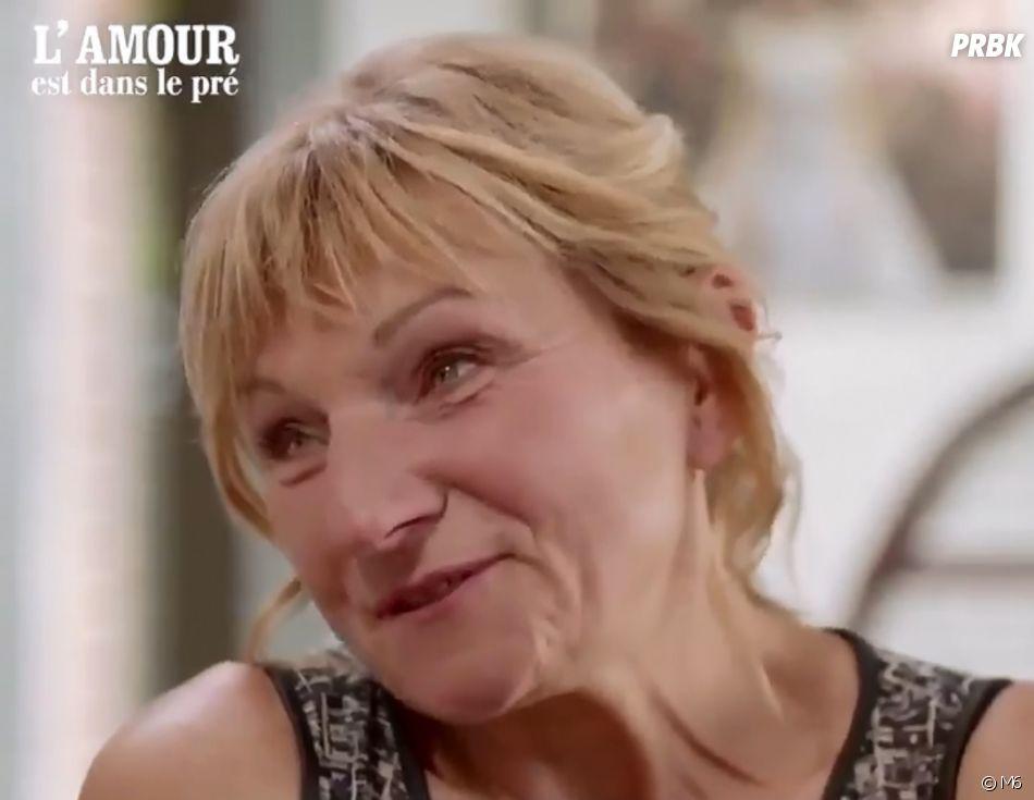 L'amour est dans le pré 2019 : Bernadette, l'agricultrice émouvante.