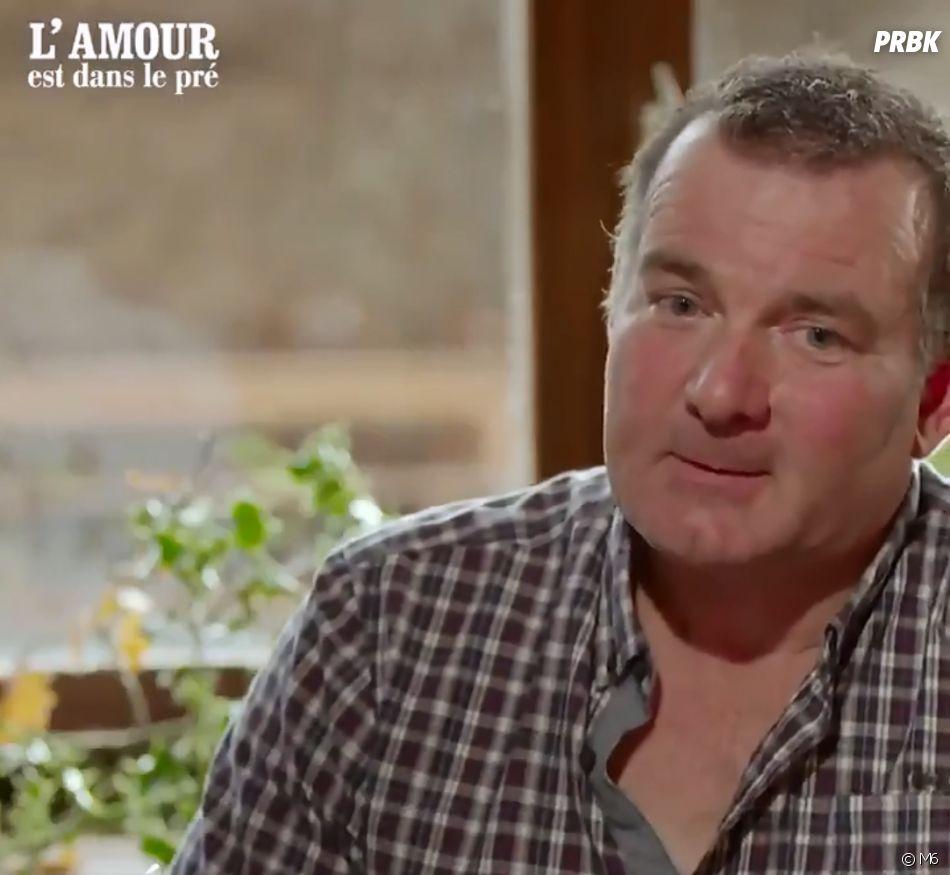 L'amour est dans le pré 2019 : Hervé, l'agriculteur bouleversant.
