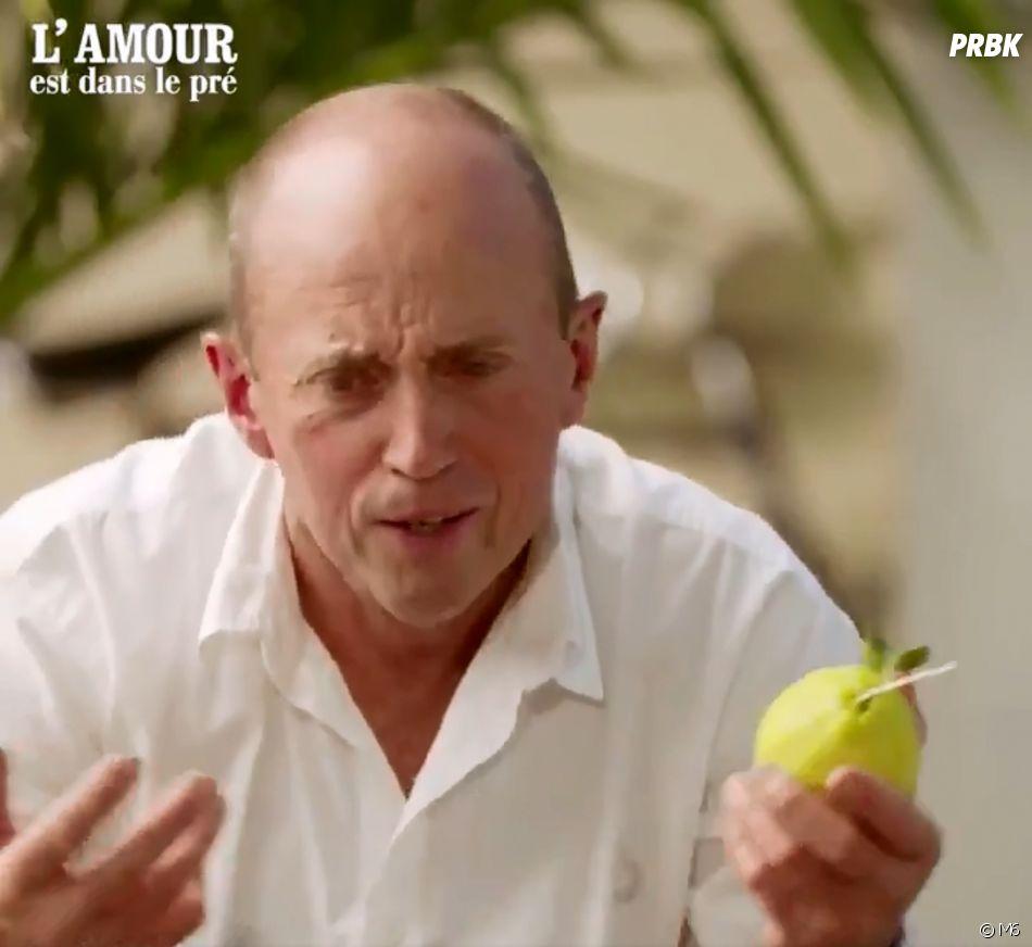 L'amour est dans le pré 2019 : Robert, l'agriculteur touchant.