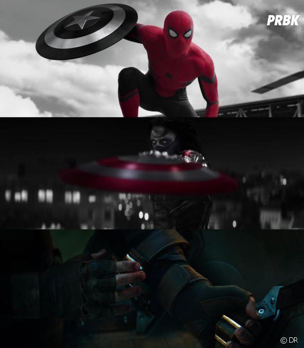 Avengers 4 : le bouclier de Captain America de retour