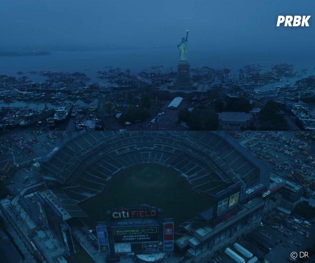 Avengers 4 : New York dévasté