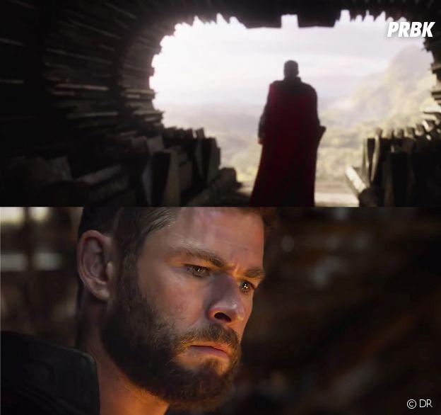 Avengers 4 : Thor va-t-il rendre visite à Thanos ?