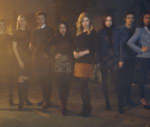 The Perfectionists : les acteurs de la série