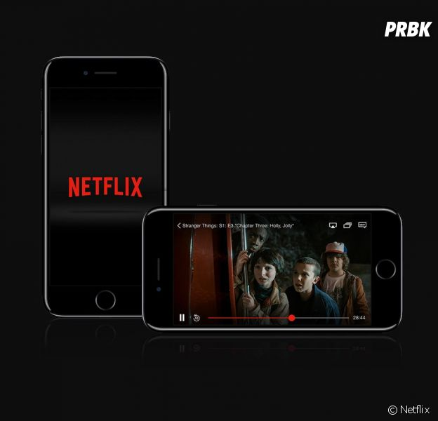 Netflix dévoile des codes secrets pour la Saint-Valentin
