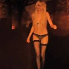 Taylor Momsen et The Pretty Reckless ... Le clip ultra sexy Make Me Wanna Die