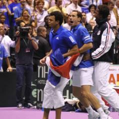 Coupe Davis 2010 ... L'équipe de France de tennis affrontera la Serbie en finale
