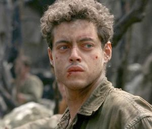 Rami Malek dans Band of Brothers : l'enfer du Pacifique