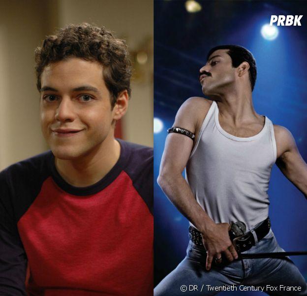 Rami Malek de son adolescence à Bohemian Rhapsody, retour sur sa transformation