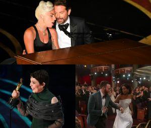 Lady Gaga et Bradley Cooper chantent, le discours d'Olivia Colman... 5 moments forts des Oscars 2019