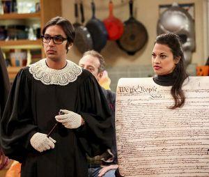 The Big Bang Theory saison 12 : pourquoi Anu est si importante dans la série