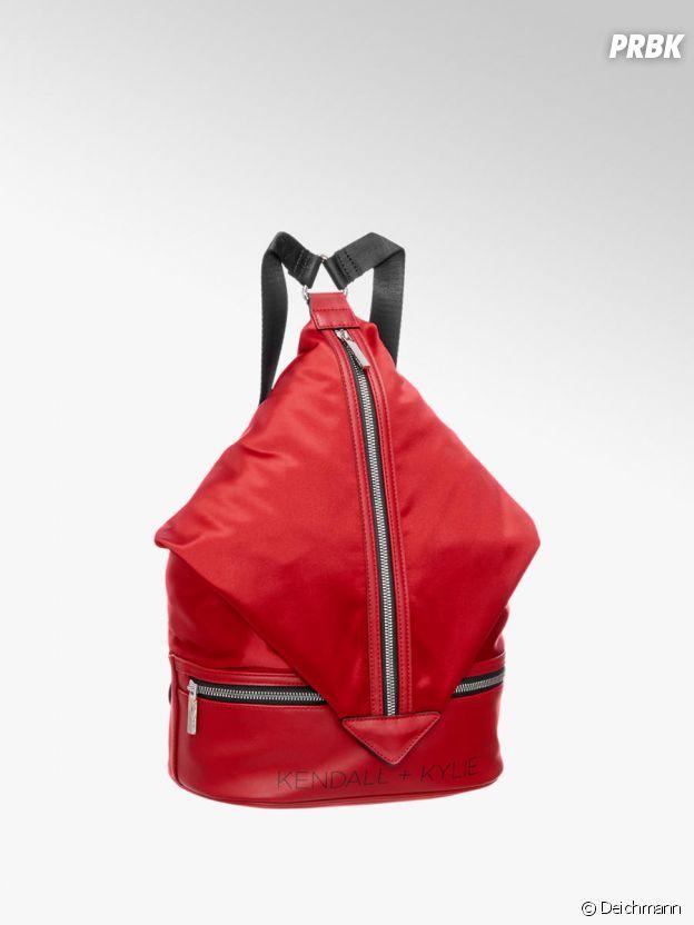Kylie Jenner et Kendall Jenner pour Deichmann : le sac à dos Kendall + Kylie à 49,90€.
