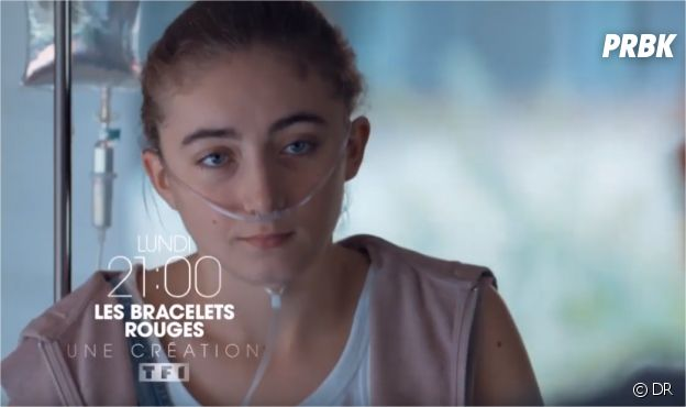 Les Bracelets rouges saison 2 : Mona Berard joue le rôle de Louise