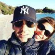 Un si grand soleil : Jeremy Banster (Julien) et Marie-Gaëlle Cals (Cécile) en couple dans la vraie vie !