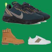 Nike, Timberland, Lacoste : les chaussures se mettent au tartan pour la Saint-Patrick 🍀