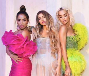 "Clip ""R.I.P"" : Sofia Reyes, Rita Ora et Anitta font monter la température"