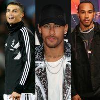 Cristiano Ronaldo, Neymar, Ninja, Mbappé... Voici les 100 sportifs les plus connus de la planète