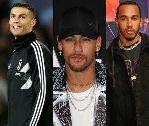 Cristiano Ronaldo, Neymar, Lewis Hamilton... Voici les 100 sportifs les plus connus de la planète