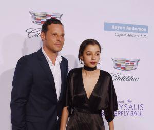 Justin Chambers et sa fille Kaila en 2016