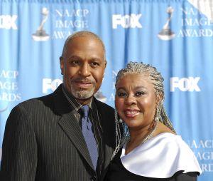 James Pickens Jr et sa femme Gina