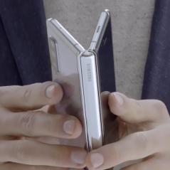 Samsung Galaxy Fold : il a fallu 10 ans de recherches pour arriver au téléphone pliable
